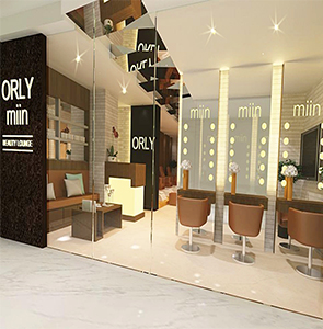Orly miin for Salon 500 orly